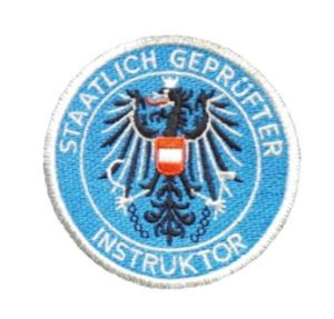 Instructor Patch Austria